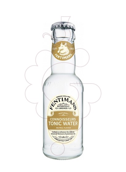 Photo Boissons fraîches Fentimans Connoisseurs Tonic Water