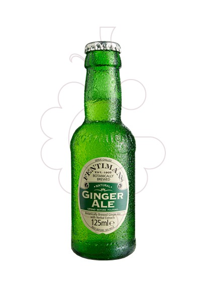 Photo Boissons fraîches Fentimans Ginger Ale