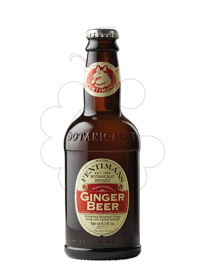 Photo Boissons fraîches Fentimans Ginger Beer
