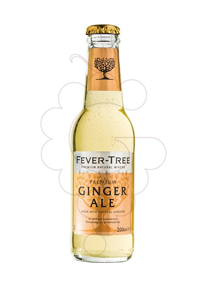 Photo Boissons fraîches Fever-Tree Ginger Ale