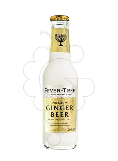 Photo Boissons fraîches Fever-Tree Ginger Beer