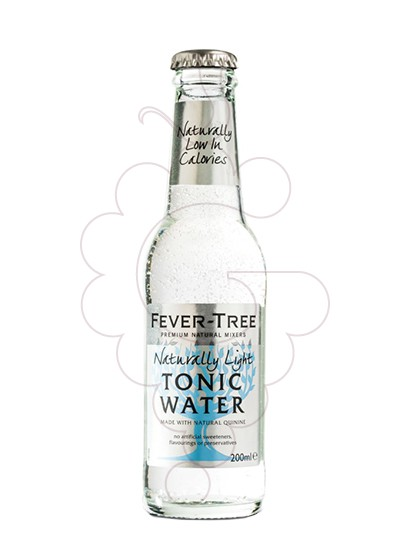 Photo Boissons fraîches Fever-Tree Tonic Light