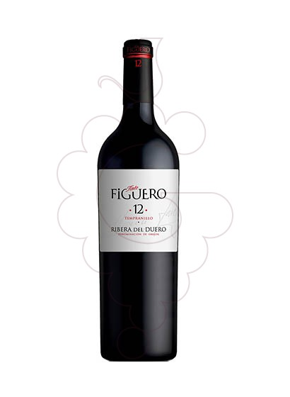 Photo Figuero 12 Meses Crianza Vin rouge