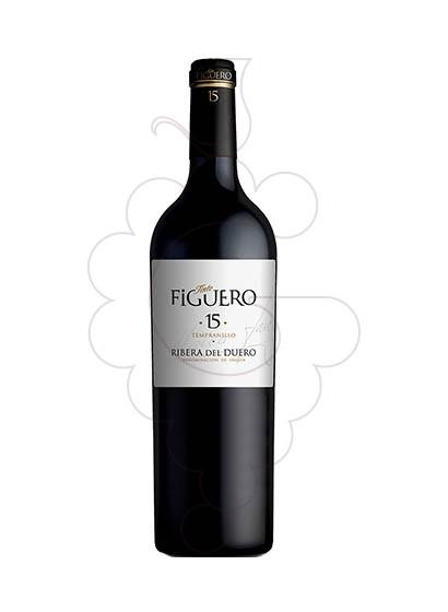 Photo Figuero 15 Meses Reserva Nabuchodonosor Vin rouge