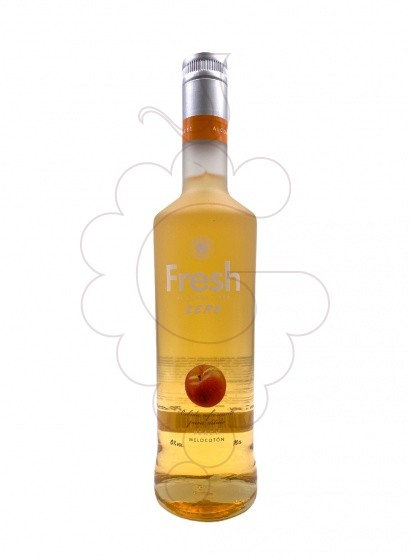 Photo Schnaps sans alcool Fresh-Peach (s/alcohol)