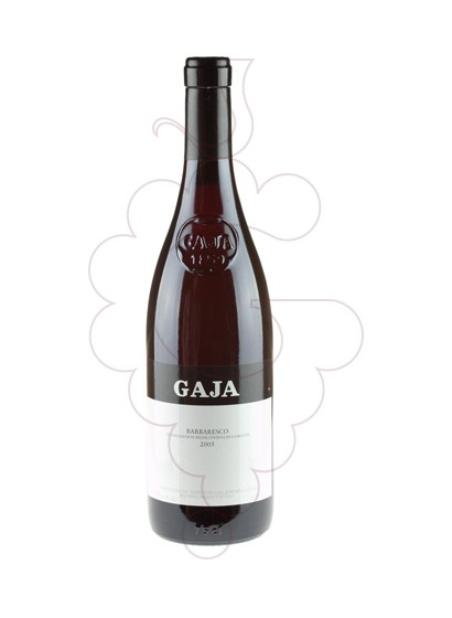 Photo Gaja Barbaresco  Vin rouge