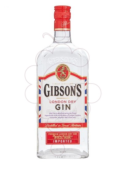 Photo Gin Gibson's
