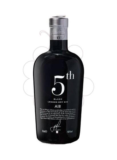 Photo Gin 5 th Black Air