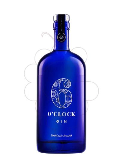 Photo Gin 6 O'Clock