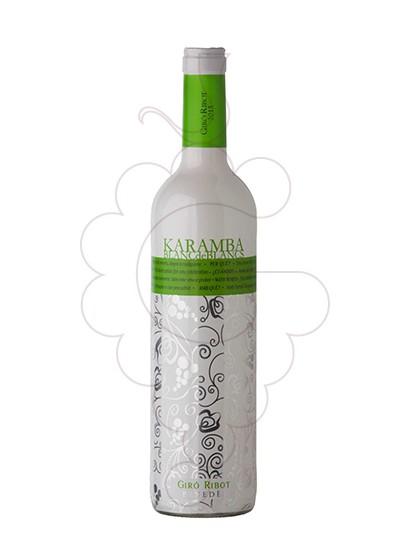 Photo Giro Ribot Blanc de Blancs Vin blanc