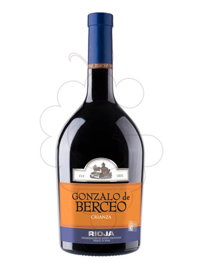 Photo Gonzalo de Berceo Crianza Vin rouge
