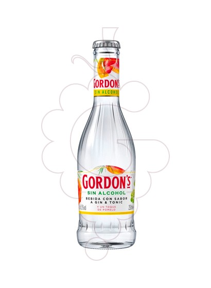 Photo Autres Gordon's Pomelo (s/alcohol)