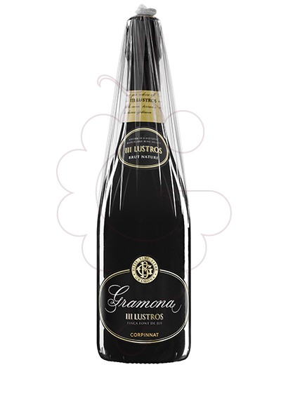 Photo Gramona III Lustros Brut Nature Vin mousseux
