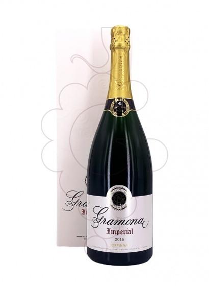 Photo Gramona Imperial Brut Magnum Vin mousseux