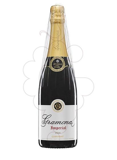 Photo Gramona Imperial Brut Vin mousseux