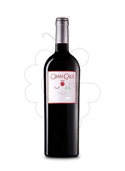 Photo Gran Caus Rosat Especial Criança Vin rosé