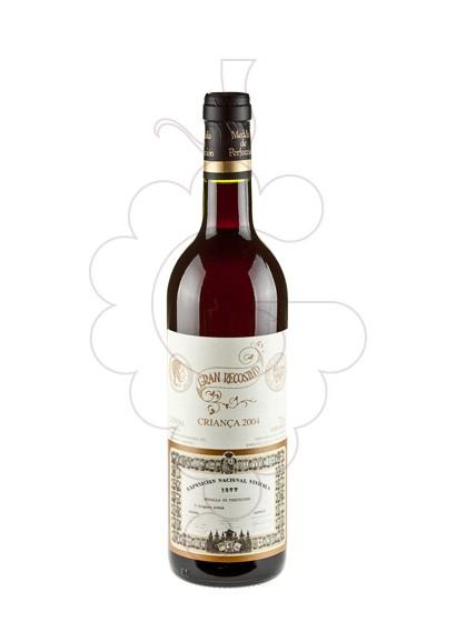 Photo Gran Recosind Criança Vin rouge