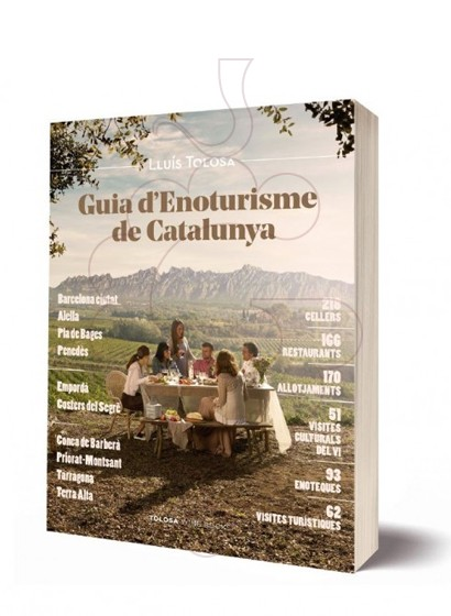 Photo Librairie Guia d'Enoturisme de Catalunya