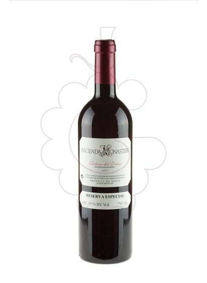 Photo H. Monasterio Reserva Especial Vin rouge