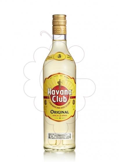 Photo Rhum Havana Club 3 Ans