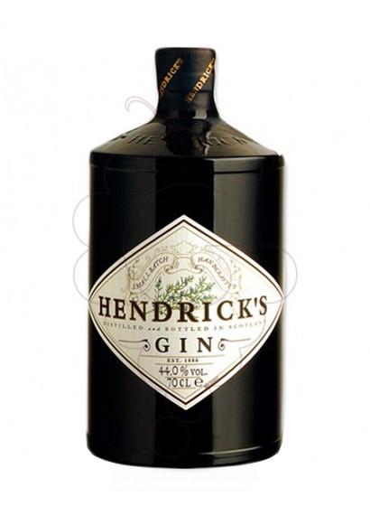 Photo Gin Hendrick's