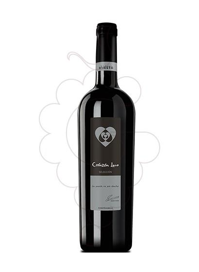 Photo Iniesta Corazon Loco Seleccion Vin rouge