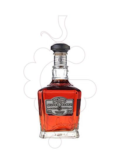 Photo Whisky Jack Daniels Silver Select