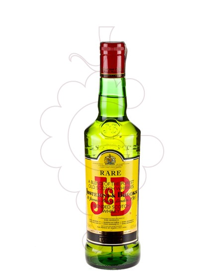 Photo Whisky J.B. non-refillable