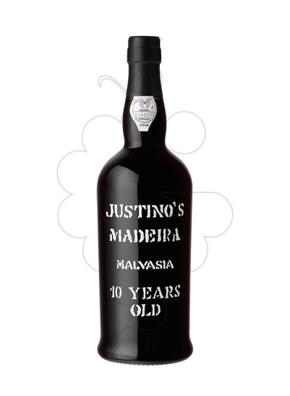 Photo Justino's Malvasia 10 Ans Vin généreux