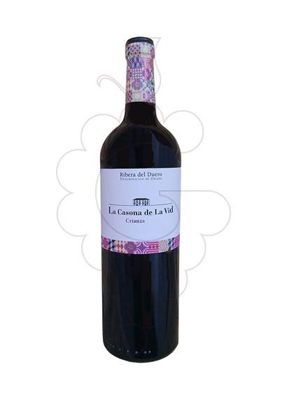 Photo La Casona de la Vid Crianza Vin rouge
