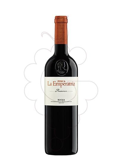 Photo Finca La Emperatriz Reserva Vin rouge