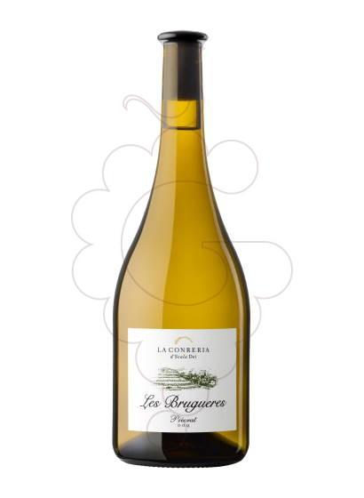 Photo Les Brugueres Blanc Vin blanc