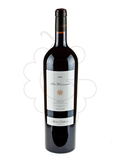 Photo Les Terrasses Magnum Vin rouge
