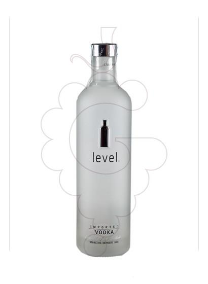 Photo Vodka Absolut Level