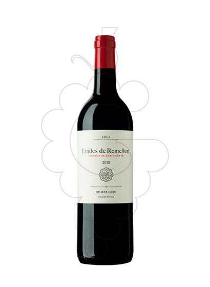 Photo Lindes de Remelluri (S.Vicente) Vin rouge