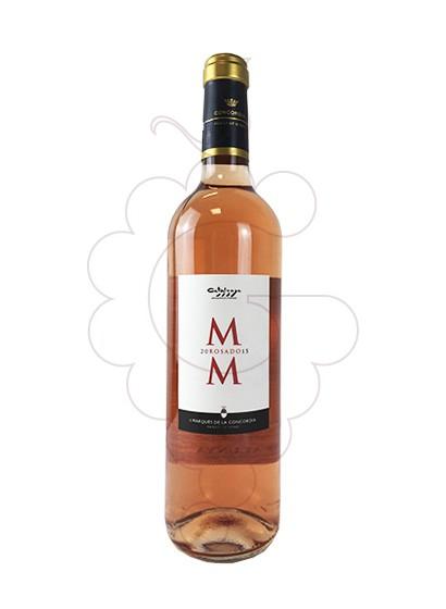 Photo M M Rosé Vin rosé