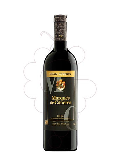 Photo Marques de Caceres Gran Reserva Vin rouge