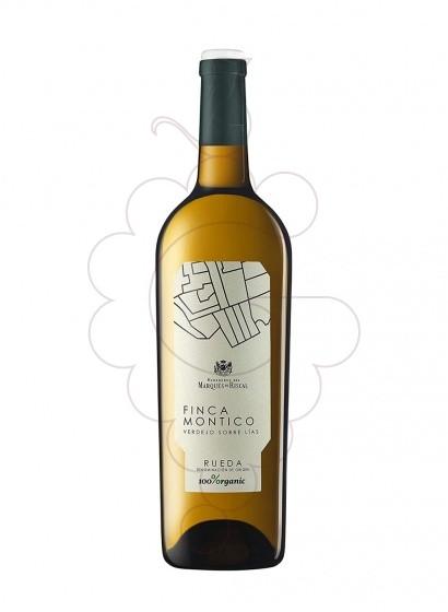 Photo Marqués de Riscal Finca Montico Verdejo Vin blanc
