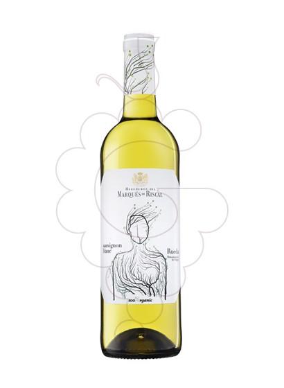 Photo Marques de Riscal Sauvignon Blanc Vin blanc