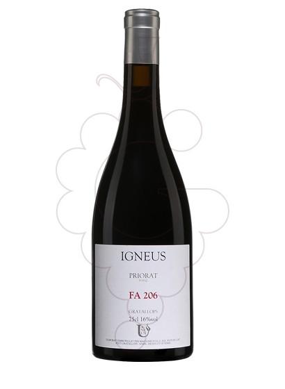 Photo Mas Igneus FA 206 Vin rouge