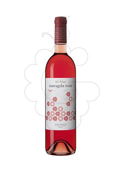 Photo Mas Llunes Maragda Rosé Vin rosé
