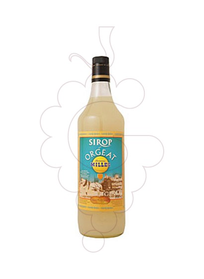 Photo Sirops Milles Sirop Orgeat