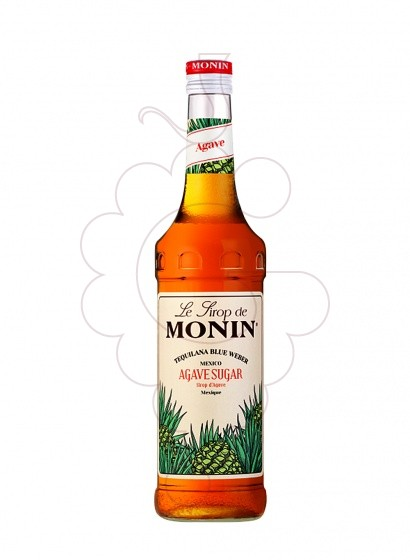 Photo Sirops Monin Agave (s/alcohol)