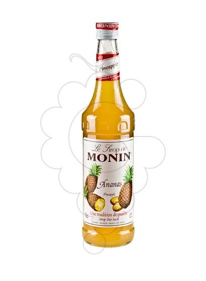 Photo Sirops Monin Ananas (s/alcohol)