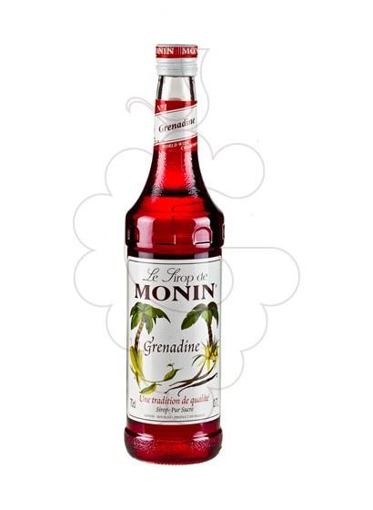 Photo Sirops Monin Grenadine (s/alcohol)