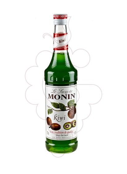 Photo Sirops Monin Kiwi (s/alcohol)