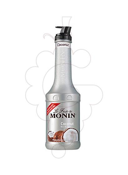 Photo Autres Monin Puré Coconut (s/alcohol)