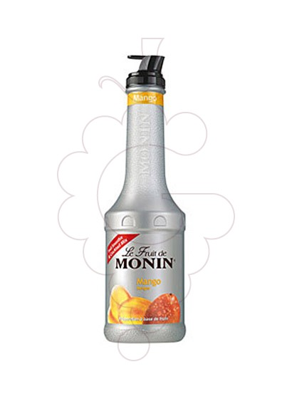 Photo Autres Monin Puré Mango (s/alcohol)
