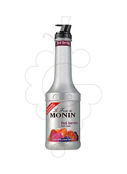 Photo Autres Monin Puré Red Berries (s/alcohol)