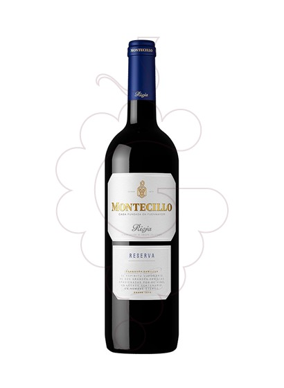 Photo Montecillo Reserva Vin rouge